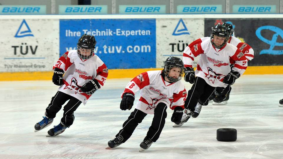 Eishockey Kölnarena